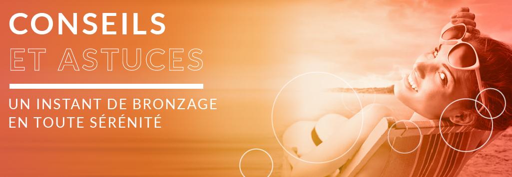 Conseils UV : Instan Sun Centre de bronzage, forfait et séance UV